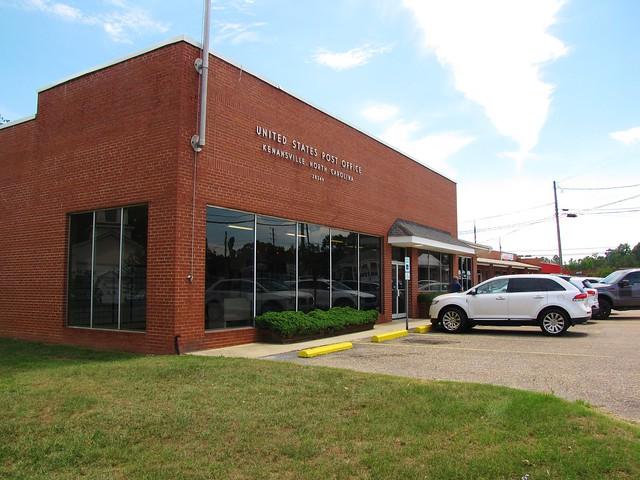 Kenansville Post Office