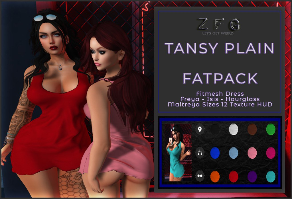 {zfg} tansy plain