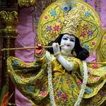 ISKCON Juhu Mangal Deity Darshan on 1st July 2019