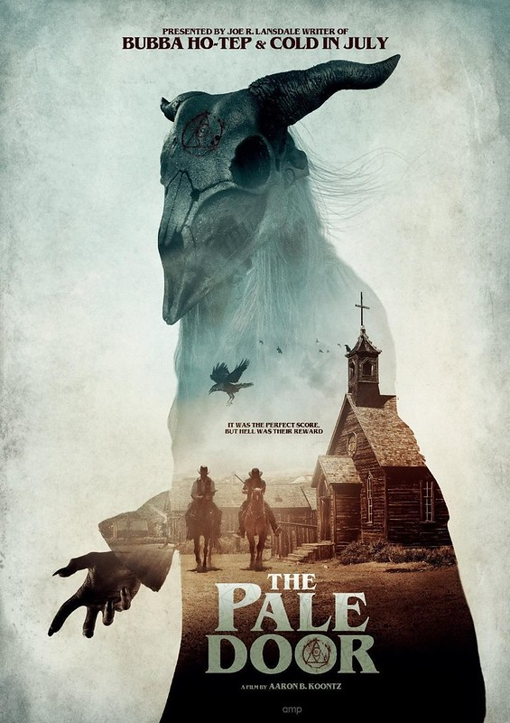 The Pale Door Movie Poster - Evil Avatar