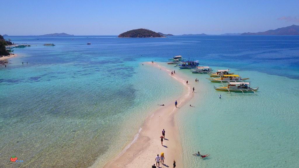 【科隆島跳島】太美了這沙灘像仙境!TourC CORON自由行