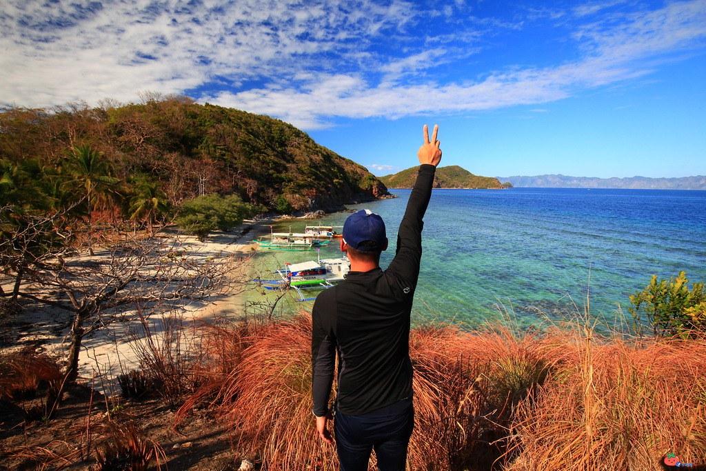CORON科隆島跳島行程TOURC