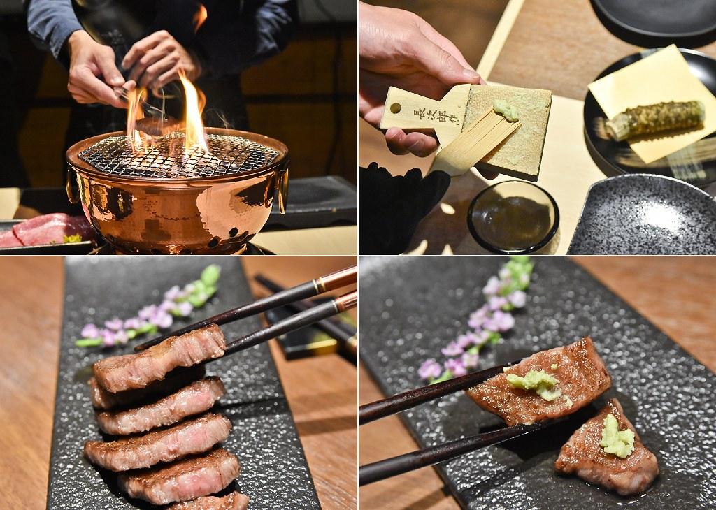 台中日本和牛 燒肉 樂軒 菜單 價位 47