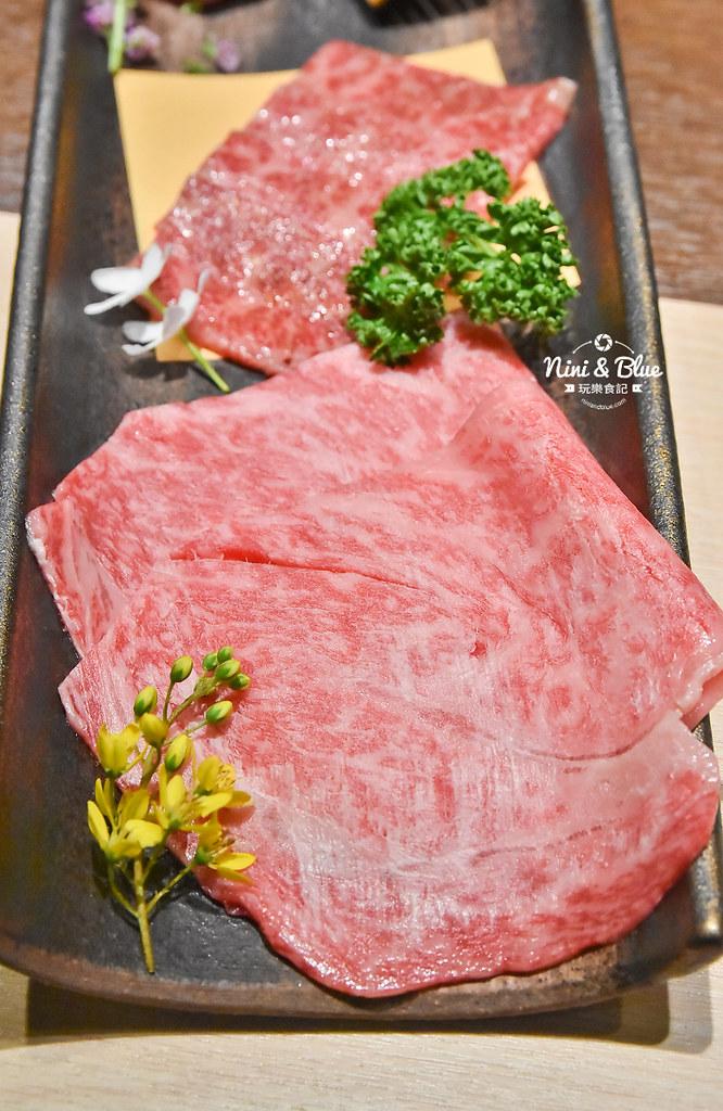 台中日本和牛 燒肉 樂軒 菜單 價位 26