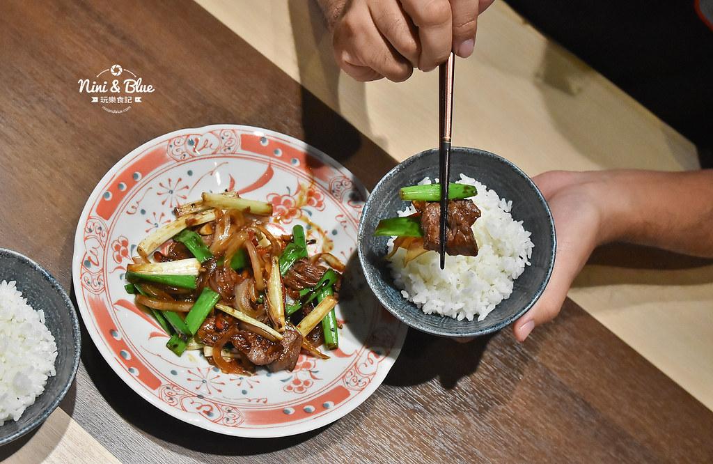 台中日本和牛 燒肉 樂軒 菜單 價位 41