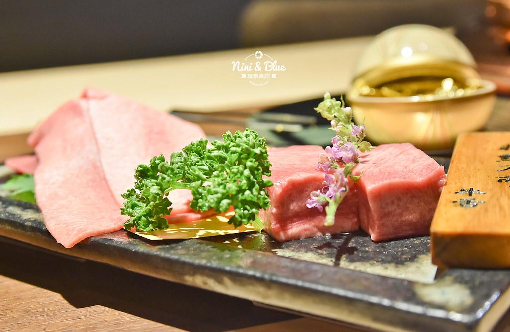 台中日本和牛 燒肉 樂軒 菜單 價位 13