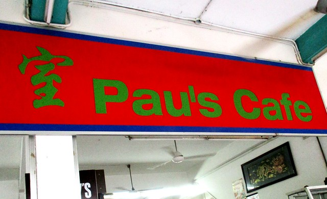 Pau's Cafe, Permai