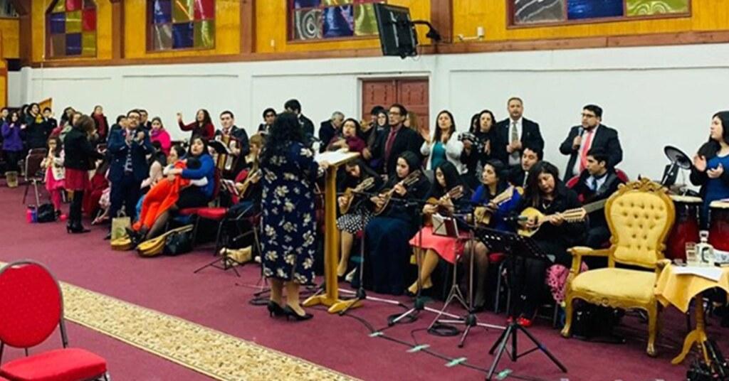 Visita de Superintendencia en Iglesia de Puerto Aysén
