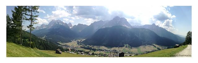 Val Pusteria, Dolomiti di Sesto