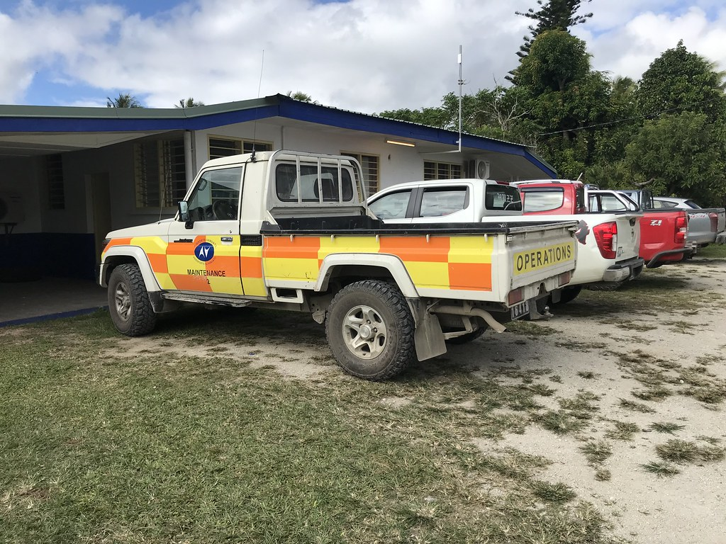 AVL Maintenance | Toyota Landcrusier | Bauerfield NVVV
