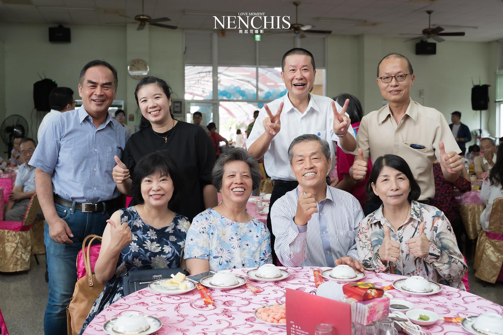 台南婚攝,婚禮攝影,飛行員婚禮,安定新吉里活動中心,Nenchis
