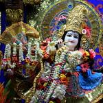 ISKCON Juhu Sringar Deity Darshan on 1st July 2019