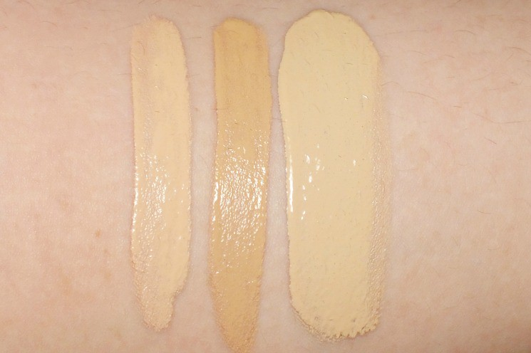 revlon candid collection swatches