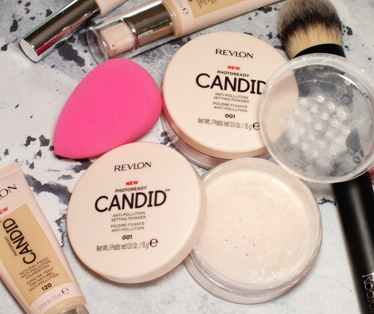 revlon candid collection powder