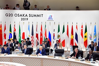 2019 G20 Leaders' Summit in Japan, 28 to 29 June 2019 | by GovernmentZA
