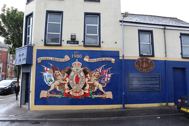 Murales Belfast en español