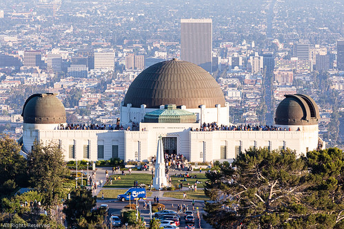 Griffith Observatory | by sscascadia