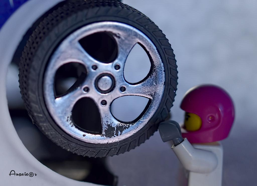 In the garage_MM_Wheel(s)