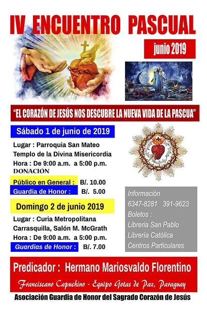 Encuentro Pascual 2019