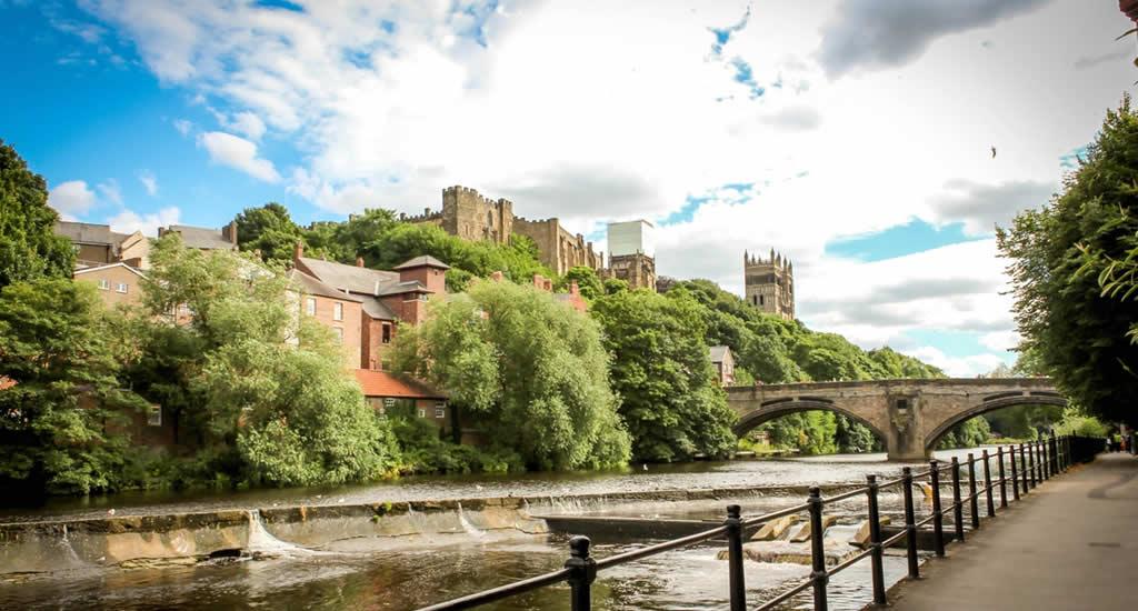 Vakantie Noord-Engeland: ontdek Durham | Mooistestedentrips.nl