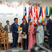 President Nakao participates in women's empowerment event