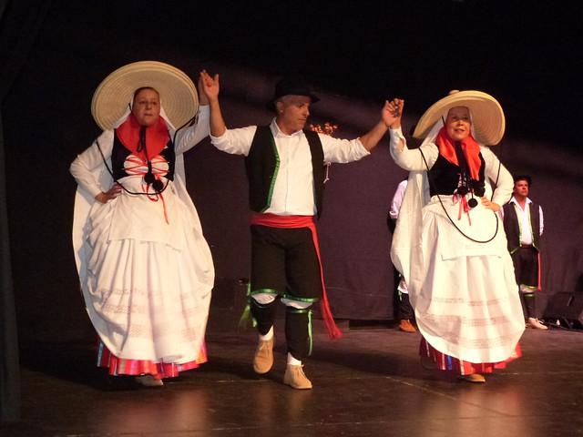 XX Festival Folklórico de la Agrupación folklórica La Oliva de Fuerteventura
