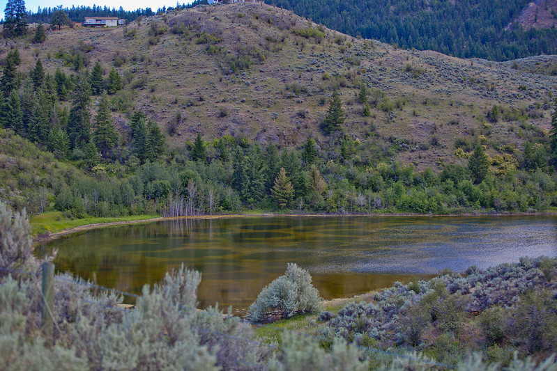 Spotted Lake, Okanagan-Similkameen