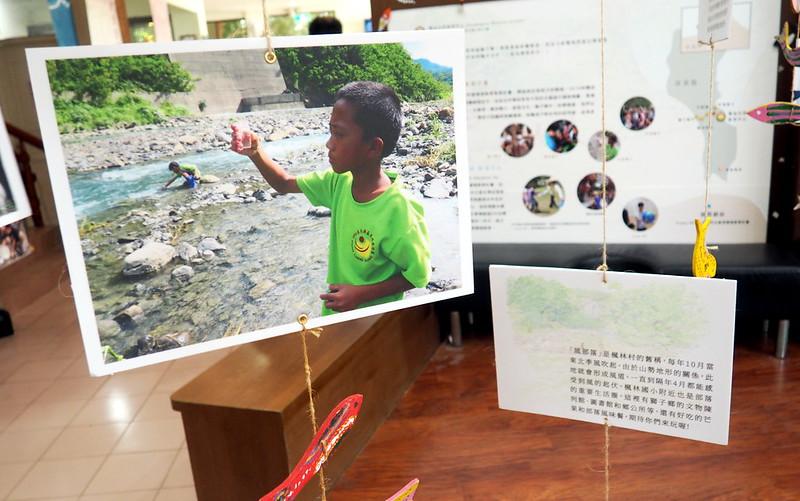雙流FBI讓學童參與水質監測,認識生活周遭的水環境。攝影:李育琴