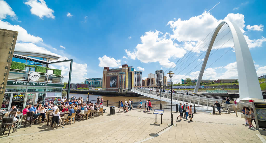 Korte vakantie Noord-Engeland vanuit Newcastle | Mooistestedentrips.nl