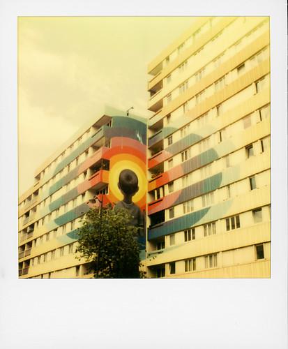 Seth (Boulevard Vincent Auriol, Paris )