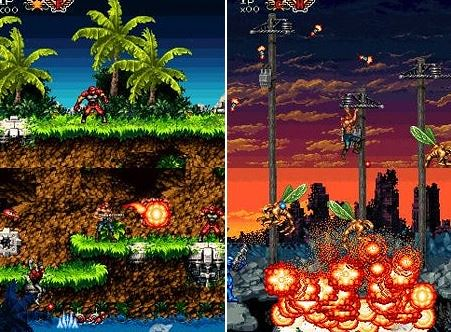 contra-game-play