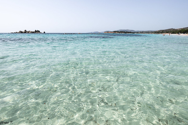Plage Palombaggia Corse