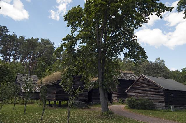 From Bygdøy Folkemuseum, Oslo