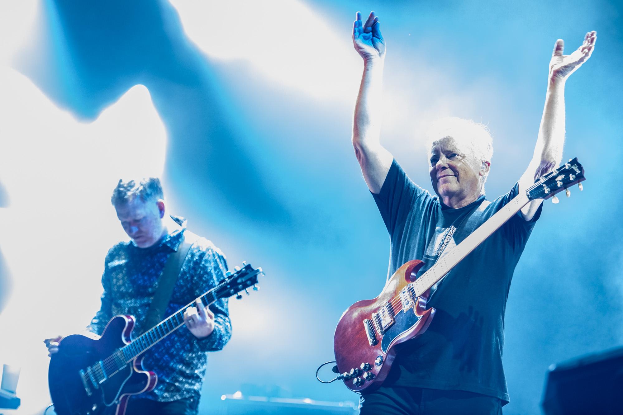 New order @ Rock Werchter 2019 (Nick De Baerdemaeker)