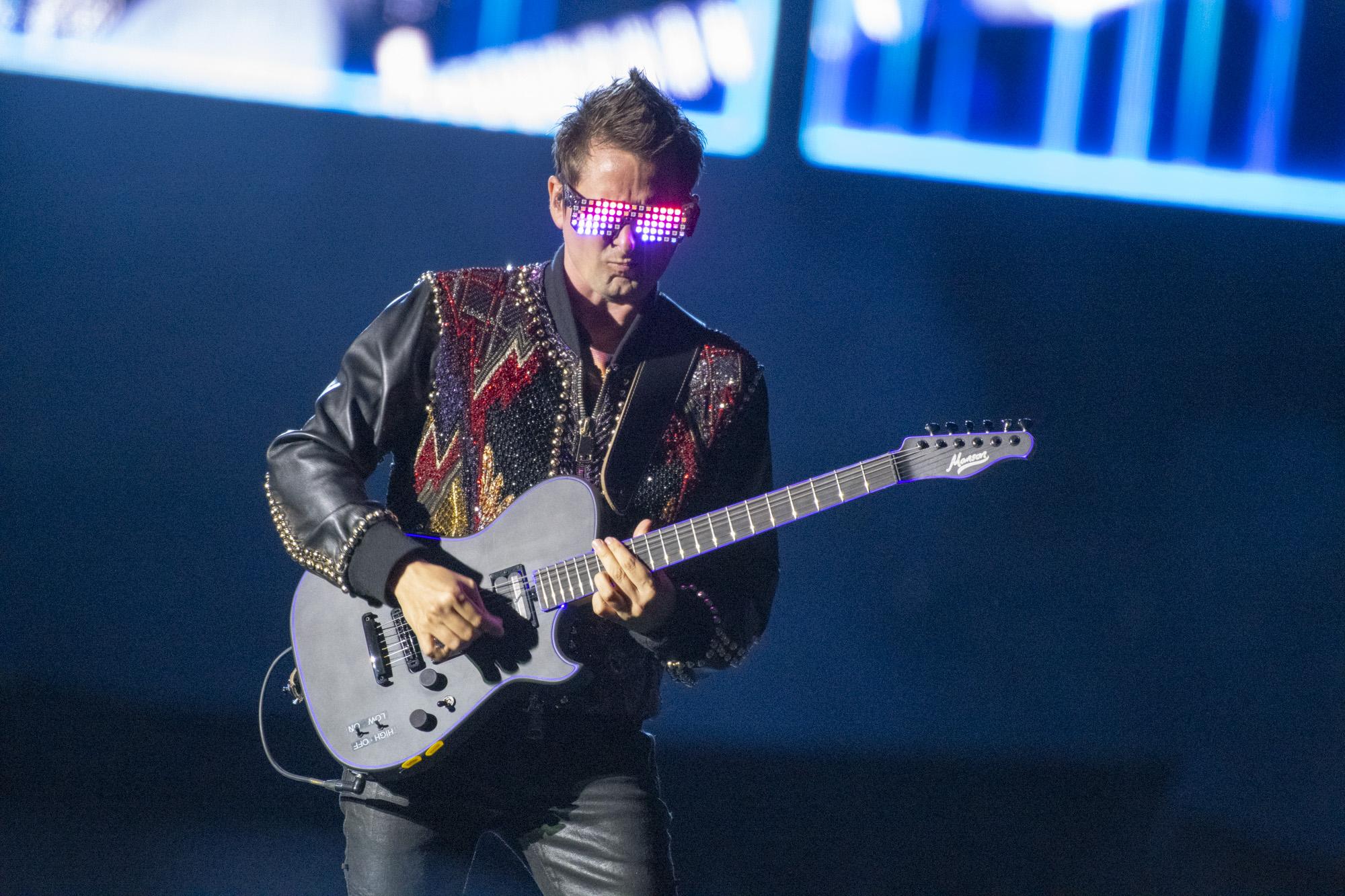 Muse @ Rock Werchter 2019 (Nick De Baerdemaeker)