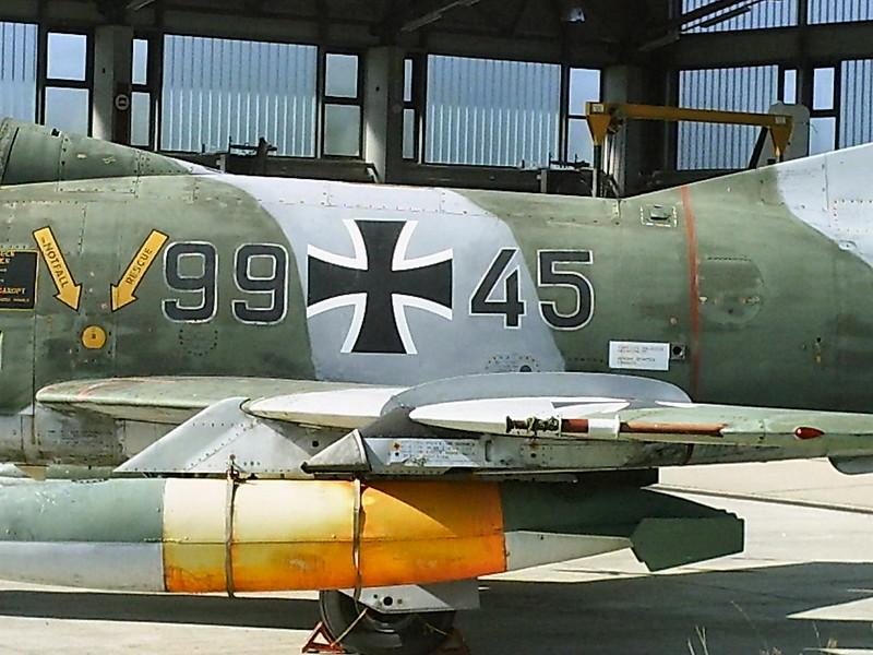 Fiat G-91R3 2