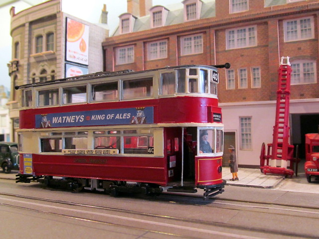 E1 reconstructed Subway car