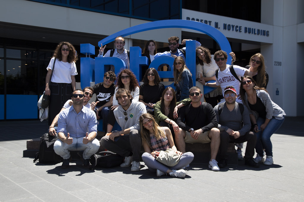 Study Tour in Silicon Valley per gli studenti del Master in Entrepreneurship