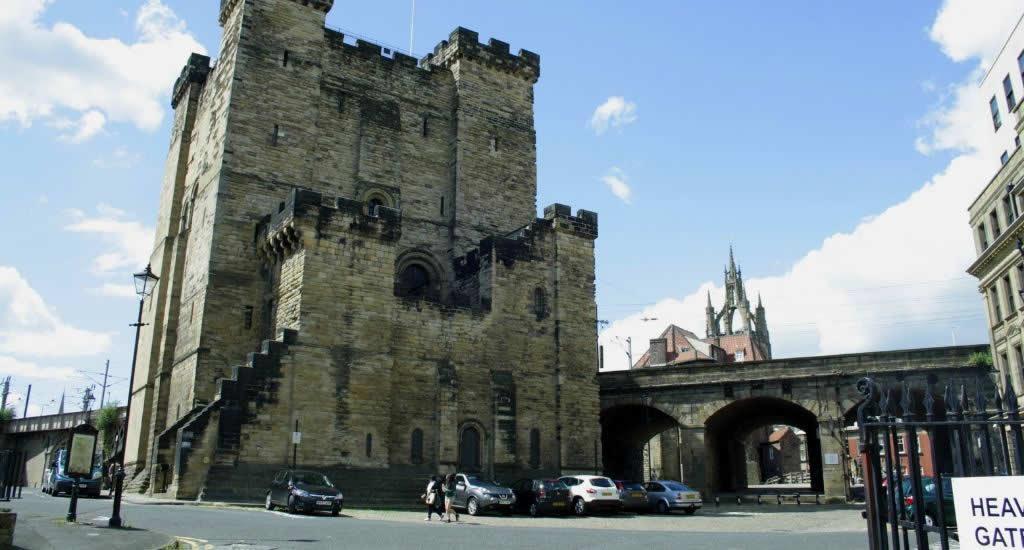 Het kasteel van Newcastle | Mooistestedentrips.nl