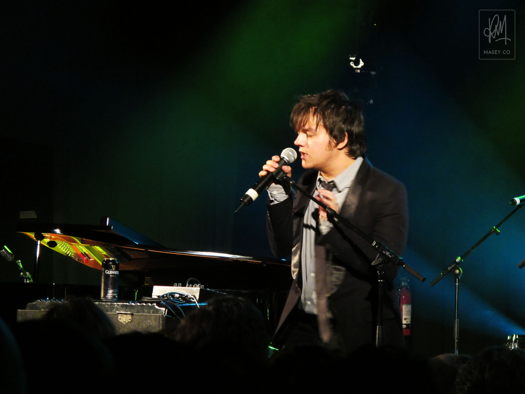 Jamie Cullum at The Commodoreg