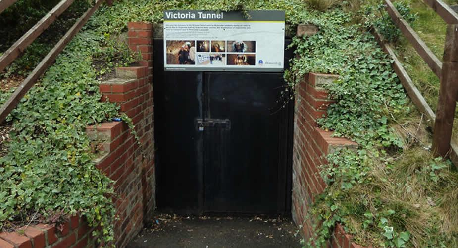Victoria Tunnel Ouseburn | Mooistestedentrips.nl