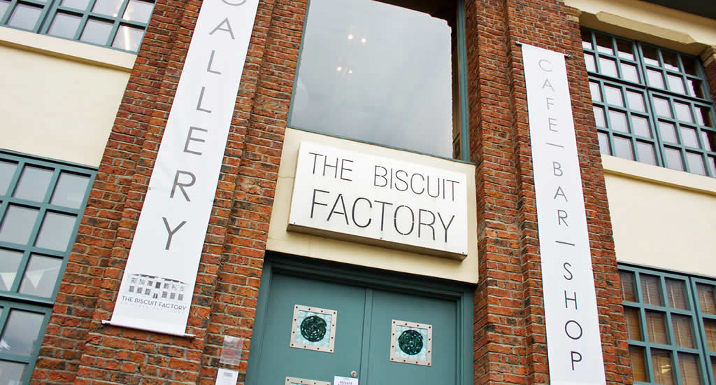 The Biscuit Factory, Ouseburn | Mooistestedentrips.nl
