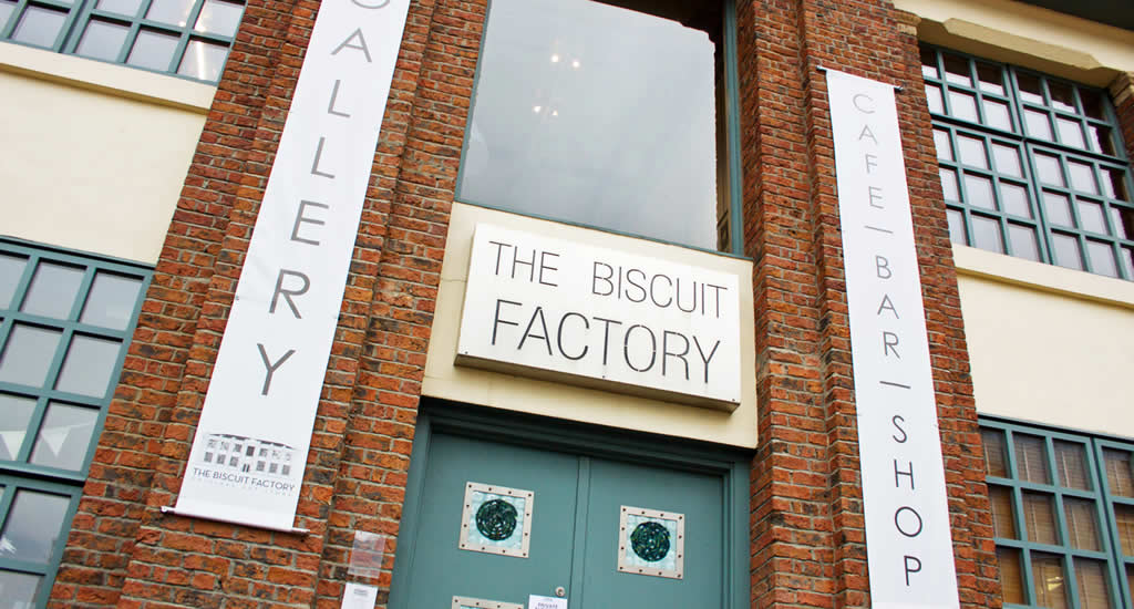 Ouseburn Valley, The Biscuit Factory | Mooistestedentrips.nl