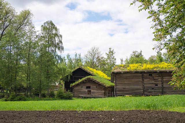 Norwegian Museum of the Norwegian People Oslo