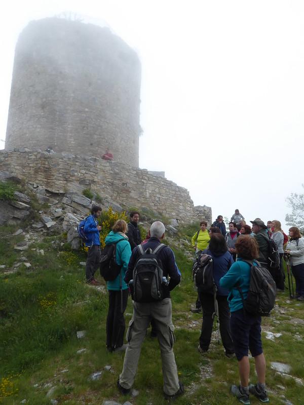 La Torre del Mir del Vallespir