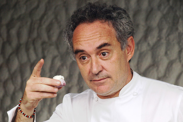 Ferran Adria, El Bulli, Costa Brava