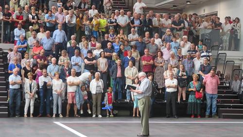 Uranzu pilotalekuraren inaugurazioa (2019-07-01)