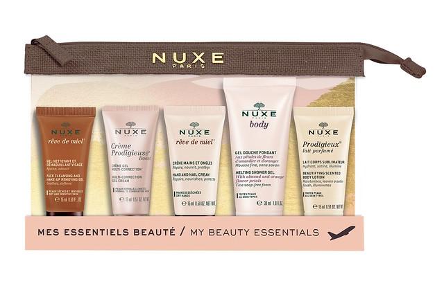 Nuxe Kit is esenciales de belleza