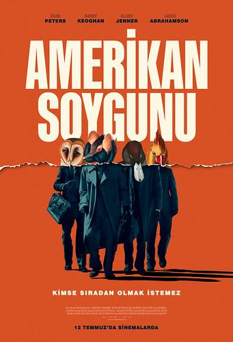 Amerikan Soygunu - American Animals