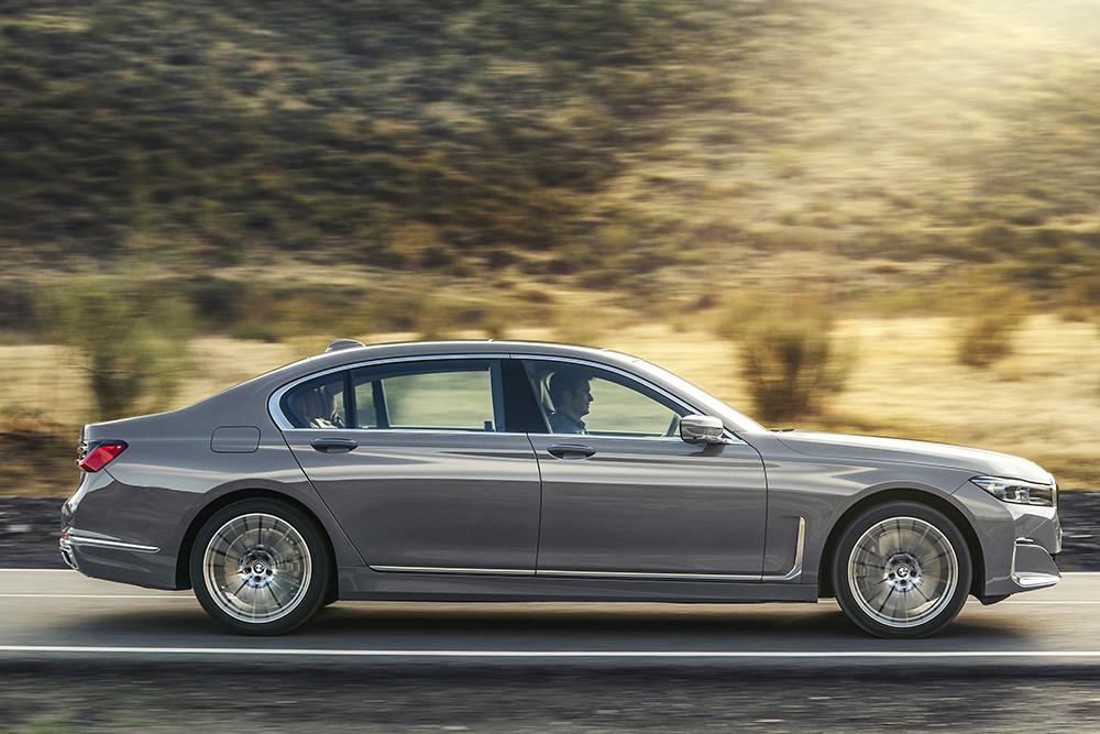 全新BMW 7系列 (20)